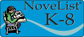 novelist k-8 logo